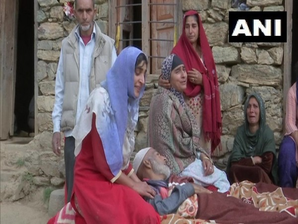 Aggrieved members of the family (ANI).