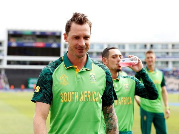 South African pacer Dale Steyn