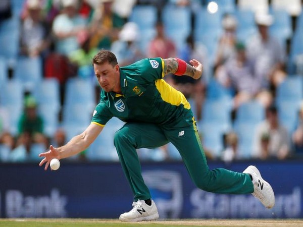 South Africa speedster Dale Steyn