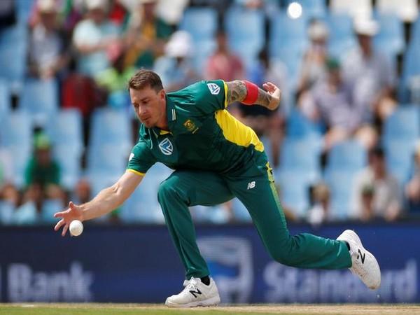 South Africa fast bowler Dale Steyn