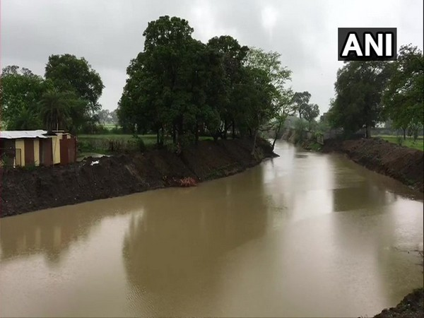 Residents of Kanadiya Village in Indore have revived a river and built a small dam with the help of an engineer to combat the water crisis in the area.