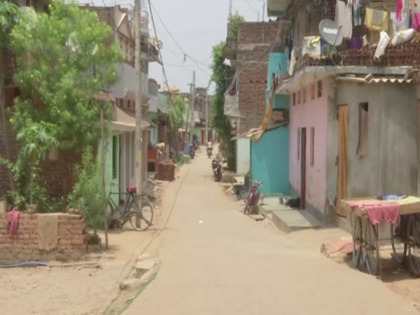 Visuals from Lodipur village in Bihar's Patna. (Photo/ ANI)