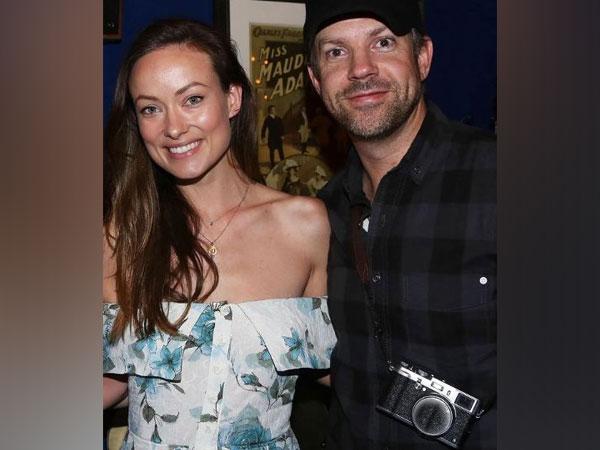 Olivia Wilde and Jason Sudeikis (Image source: Instagram)