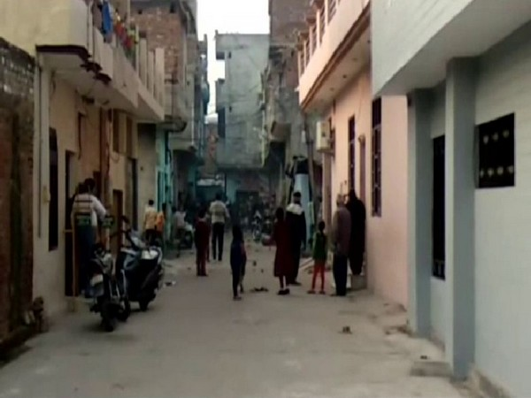 The area in Daulatpuri, Jalandhar where a massive clash broke out on Tuesday