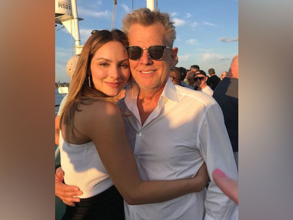 Katherine McPhee and David Foster (Image courtesy: Instagram)