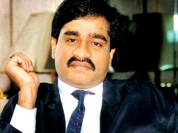 Underworld don and UN-proscribed terrorist Dawood Ibrahim (file photo)