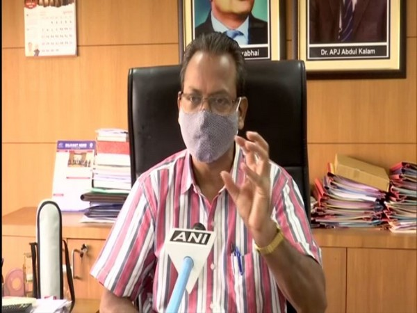 Narottam Sahoo, Advisor at Gujarat Council of Science and Technology (Photo/ANI)