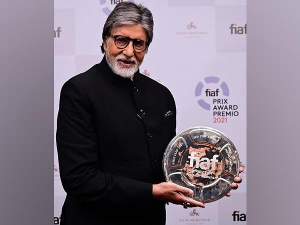 Amitabh Bachchan (Image Source: Instagram)