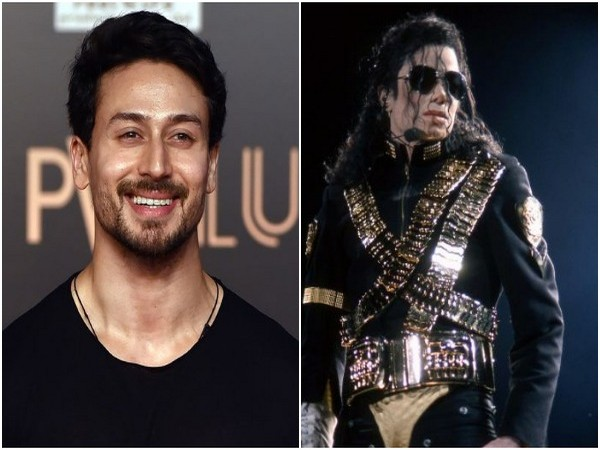 Tiger Shroff and late star Michael Jackson (Image source: Instagram)