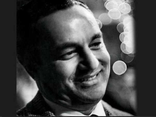 Late legendary singer Mukesh (Image source: Twitter)