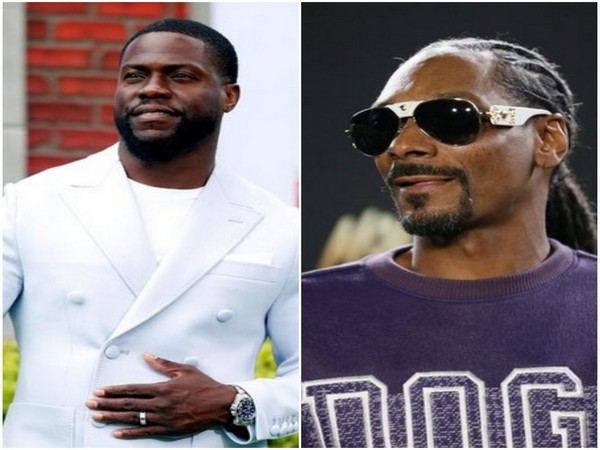 Kevin Hart and Snoop Dogg