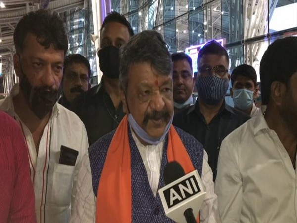 BJP National General Secretary Kailash Vijayvargiya (Photo/ANI)