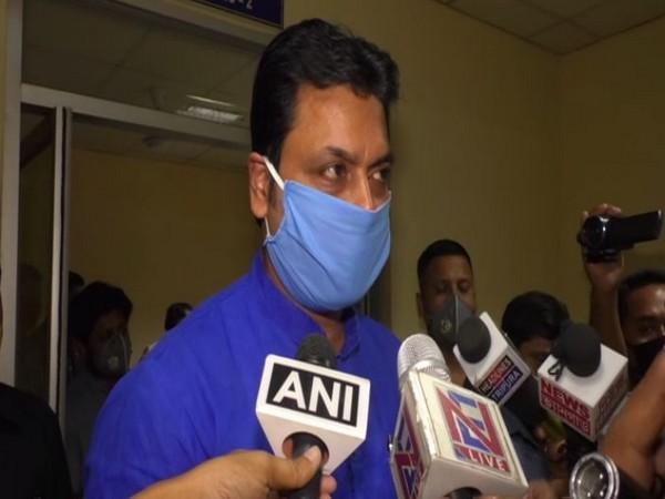 Tripura Chief Minister Biplab Kumar Deb (File photo)