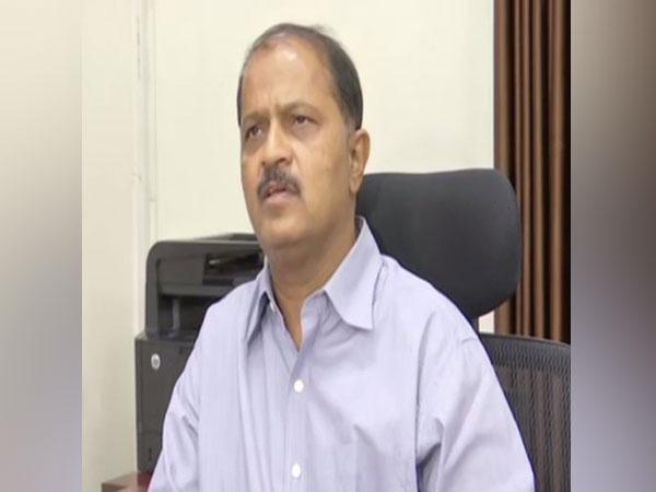 Deepak Kumar, Chief Secretary, Bihar at Press Conference in Patna on Tuesday