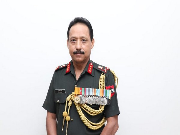 Lieutenant General Manoj Kumar Mago (File Photo)