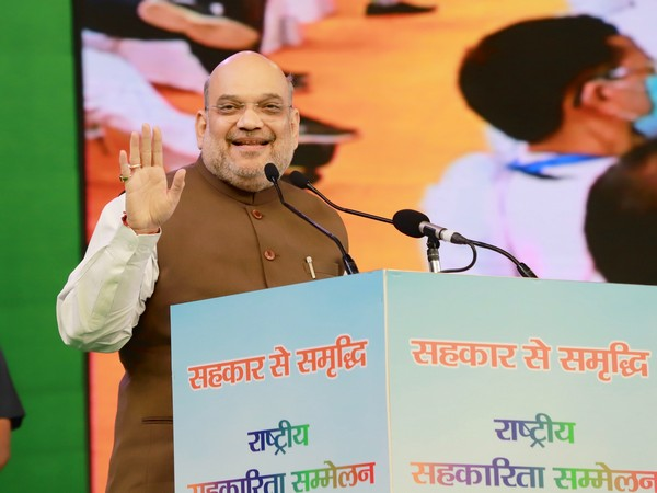 Union Home Minister Amit Shah (Photo/Twitter/Amit Shah)
