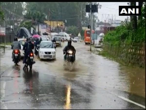 Rainfall in Dehradun (File Photo/ANI)