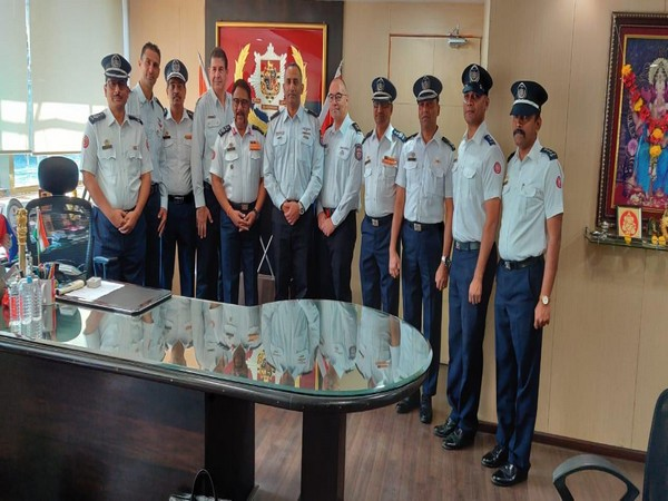 A delegation from Israel Fire and Rescue Services is on a three-day visit to India