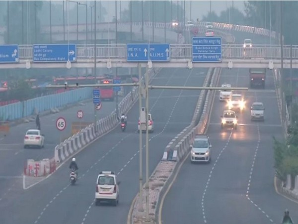 AQI improved in Delhi on Tuesday [Photo/ANI]