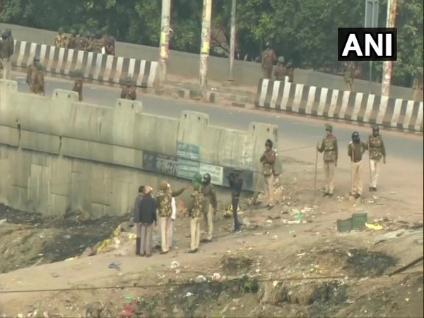 Visuals of the violence in North-East Delhi