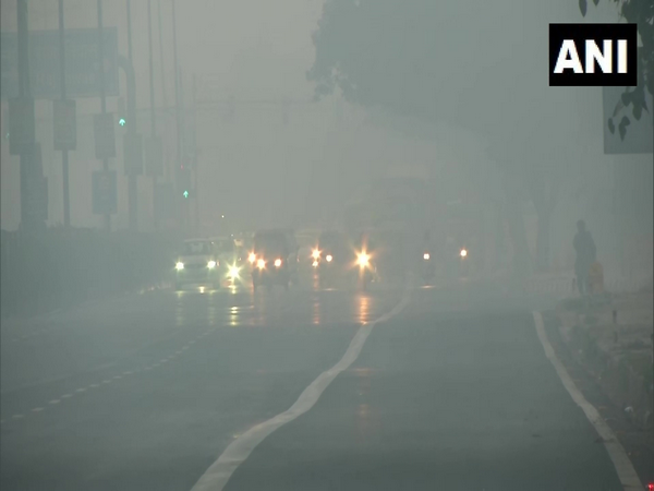 Visual from GT Karnal road (Photo/ANI)