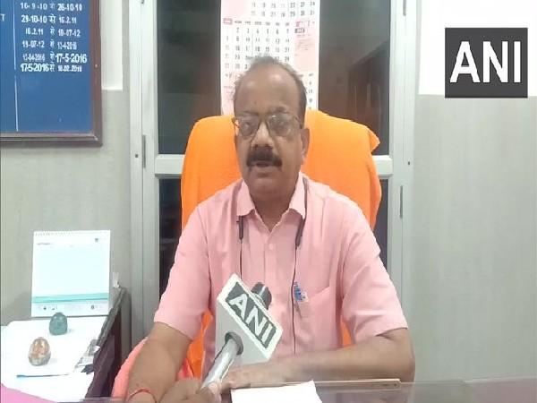 Chief Medical Officer, Nanak Saran, Prayagraj