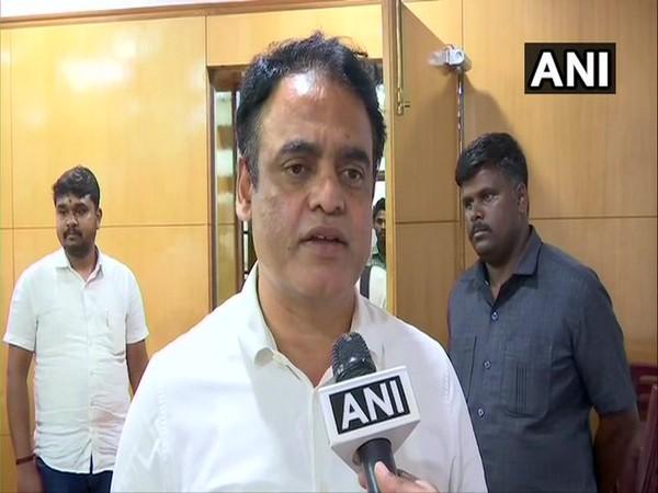 Karnataka Deputy Chief Minister CN Ashwath Narayan