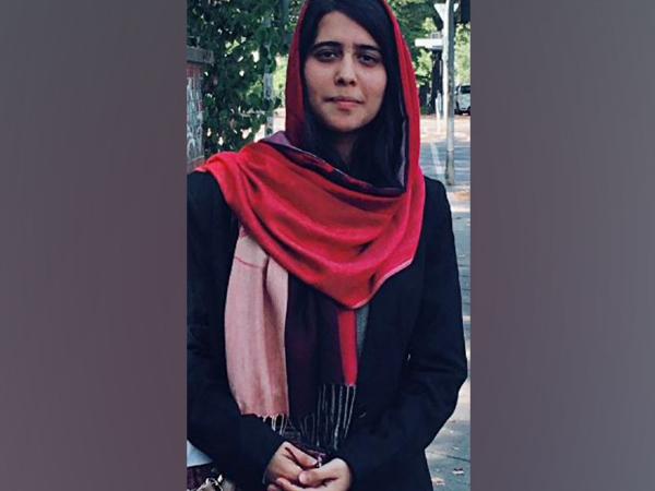 Silsila Alikhil, the daughter of Afghan envoy Najibullah Alikhil