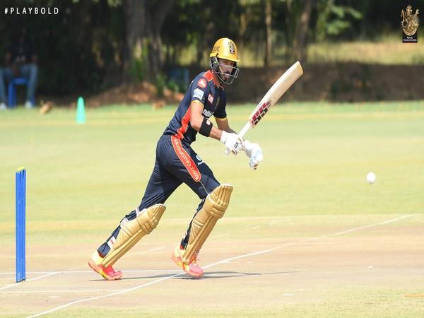 RCB batsman Devdutt Padikkal (Photo/ RCB Twitter)