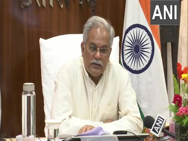 Bhupesh Bhagel, Chief Minister of Chhattisgarh