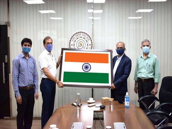 Prof Bipin Kumar, Major General (retd.) AshimKohli, Prof V Ramgopal Rao, Dr Anil Wali, MD, FITT) (From Left to Right)