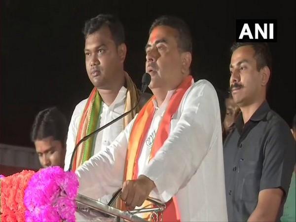 BJP leader Suvendu Adhikari (File image)