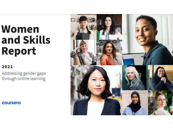 India ranks second worldwide for the highest number of registered women learners on Coursera