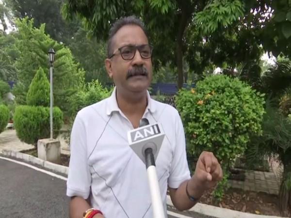 JDU leader Ashok Chaudhary (Photo/ANI)