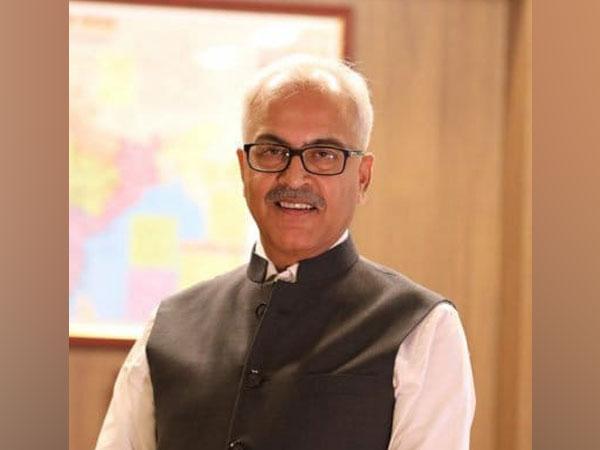Union Home Secretary Ajay Bhalla. (Photo/ANI)
