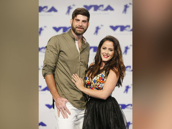 Jenelle Evans with beau David Eason (File photo)