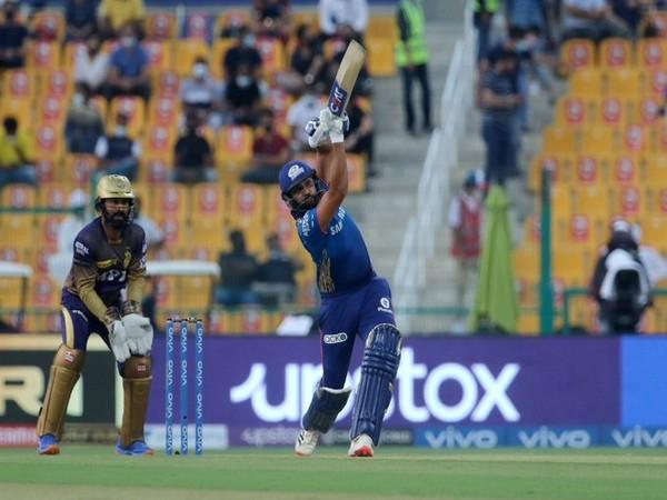 Mumbai Indians skipper Rohit Sharma (Photo/ IPL Twitter)