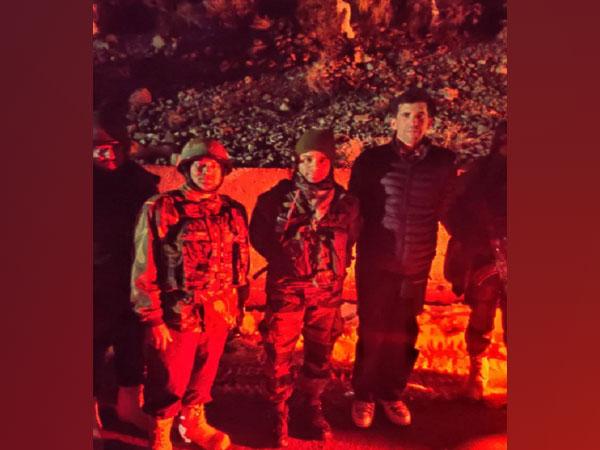 Indian Army patrol rescues British national on ski trip in Gulmarg
