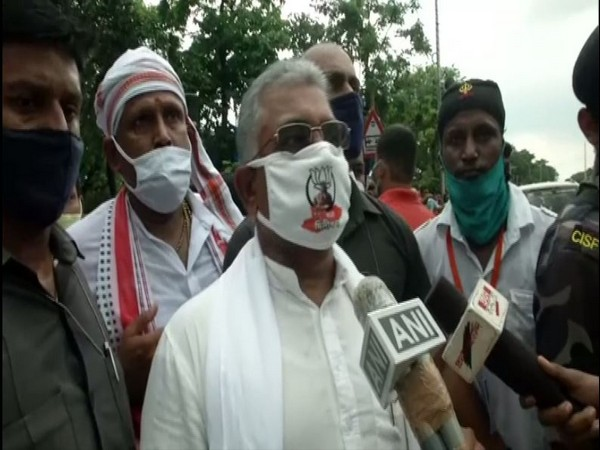West Bengal BJP chief Dilip Ghosh (Photo/ANI)