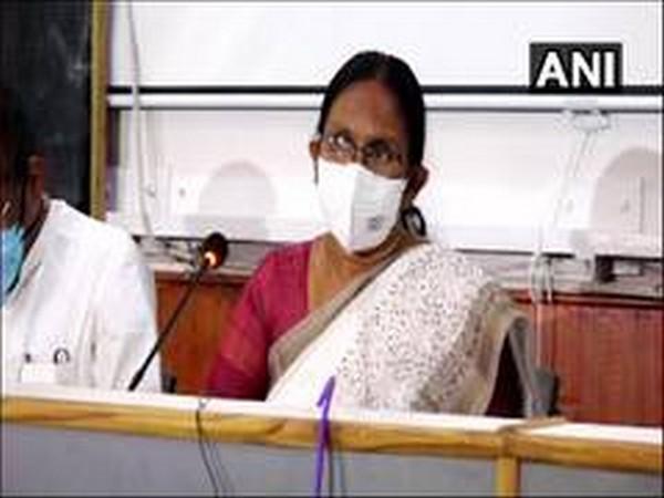 Kerala Health Minister KK Shailaja