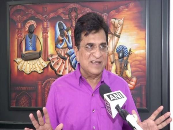 BJP leader Kirit Somaiya (Photo/ANI)