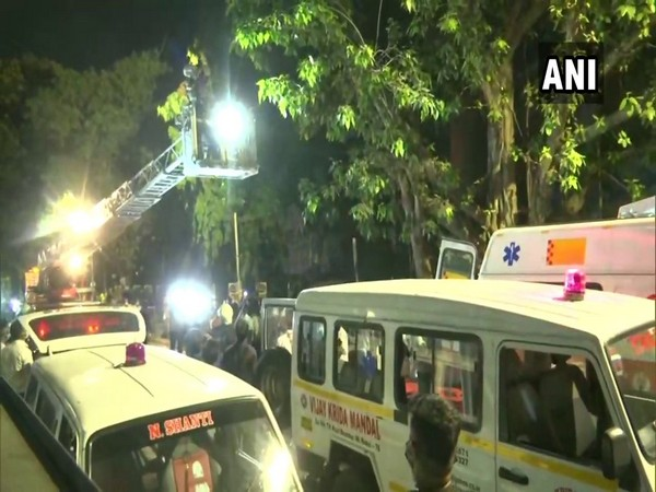 Visual from the spot. (ANI)