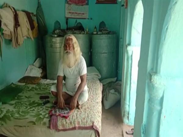 Ram Kumar Das, Mahant, Ram Janki Mandir (ANI).