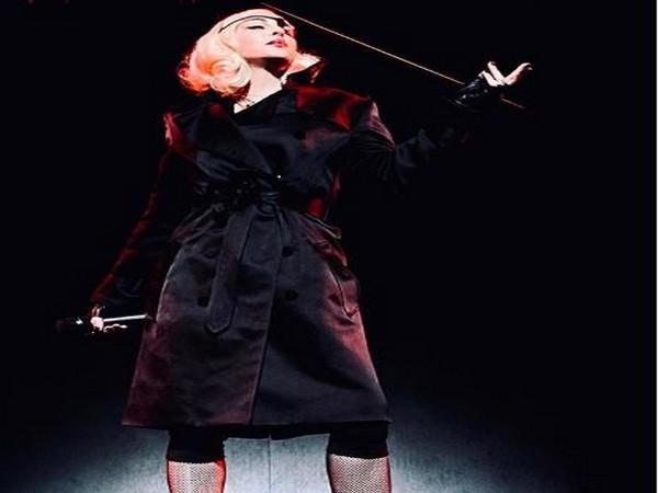 Madonna (Picture Courtesy: Instagram)