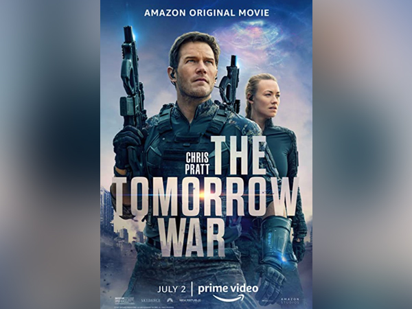 Poster of 'The Tomorrow War'