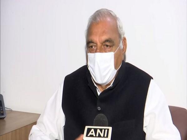 Former Haryana Chief Minister Bhupinder Singh Hooda. (File Photo)