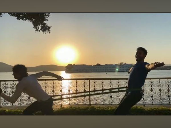 Ishaan Khatter and Siddhant Chaturvedi (Image courtesy: Instagram)
