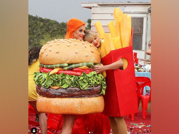 Katy Perry and Taylor Swift, Image Courtesy: Instagram