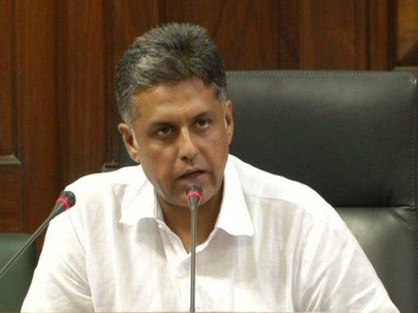 Congress leader Manish Tewari (file photo)
