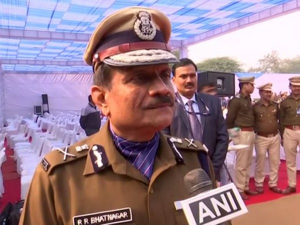 Central Reserve Police Force (CRPF) Director General RR Bhatnagar (File photo)